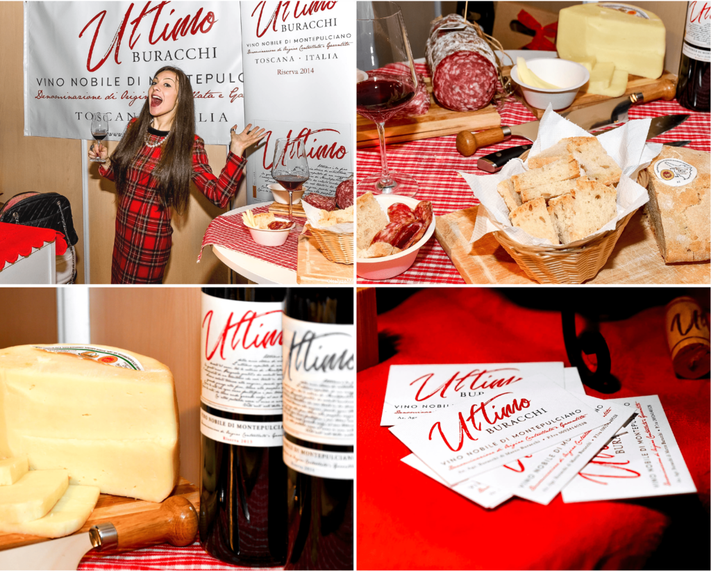 Una galleria di immagini del nostro stand a Monte Carlo Gastronomie