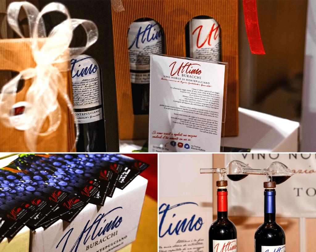 Altri dettagli del nostro stand Ultimo Buracchi alla manifestazione Monte-Carlo Gastronomie