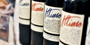 Bottiglie Buracchi Ultimo Riserve Vino Nobile Montepulciano