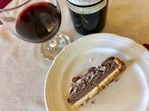 Dessert e Buracchi Ultimo Riserva 2014