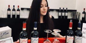 Degustazione Tinto Bar di Buracchi Ultimo, Az. Agr. Buracchi, Nobile di Montepulciano