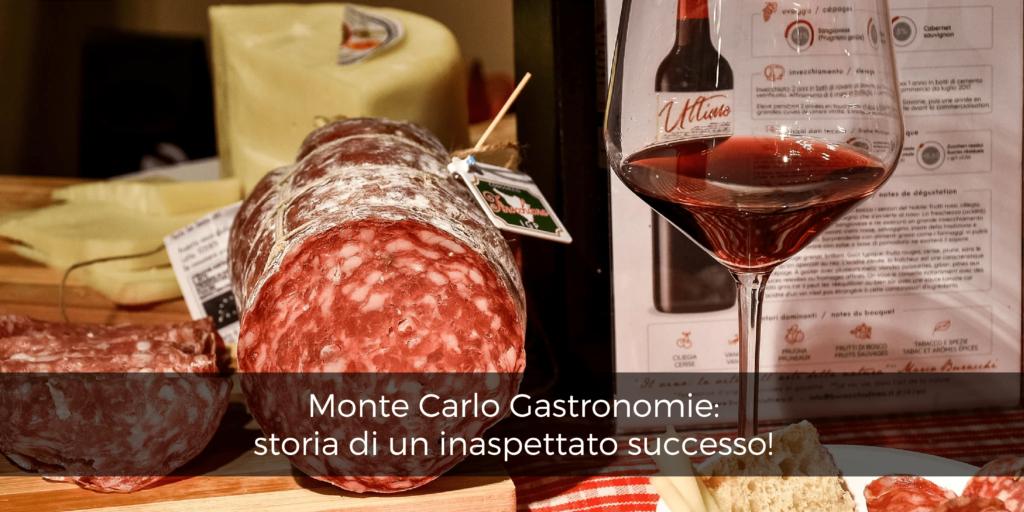 Buracchi Ultimo a Monte Carlo Gastronomie: storia di un inaspettato successo!