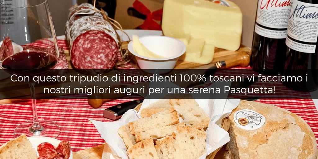 Con questo tripudio di prodotti vi porgiamo i nostri migliori auguri di Buona Pasquetta!